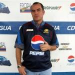 Colombiano Jaime de la Pava DT del Motagua