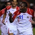 """""""Que bueno debutar contra Honduras"""": Kenton"""