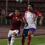 Costa Rica venció a Venezuela