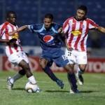 El Vida, once partidos sin vencer al Motagua en el Nacional