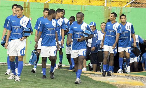concentracion Honduras SPS