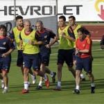 El «Niño» Torres sigue ausente