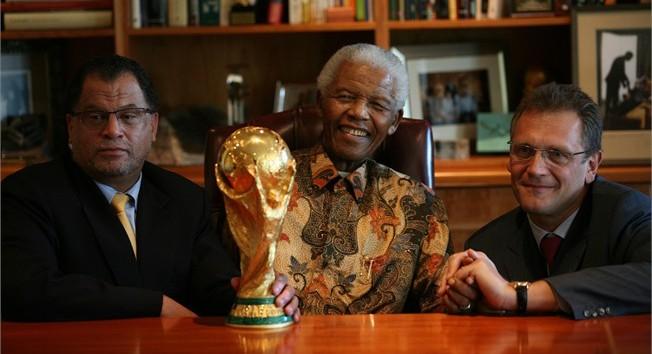 Mandela y la Copa Mundo