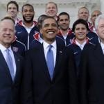 Obama hinchará por su selección