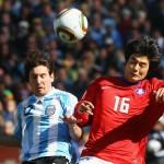 Argentina imparable a la clasificación