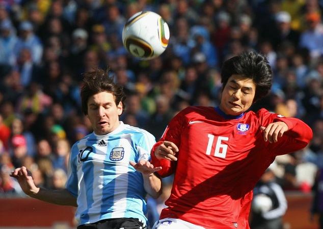Argentina Corea