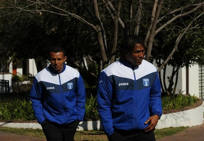 FBL-WC2010-HON-ARRIVAL