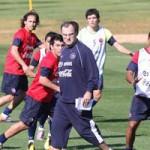 Ante Nueva Zelanda, Chile con su posible once titular