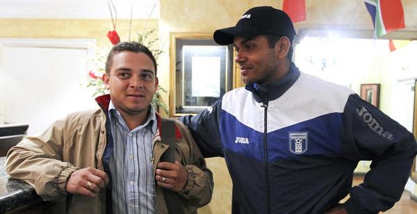 Amado y Marlon Villalobos