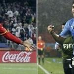 Uruguay con GHANAS de avanzar a semi finales