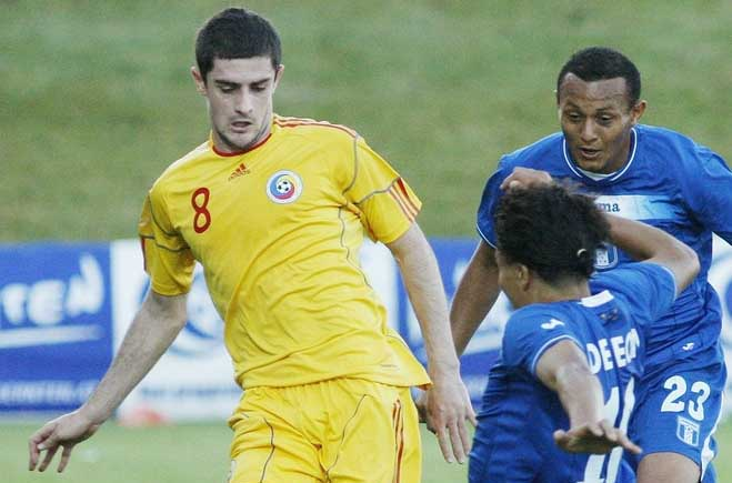 Honduras 0 Rumania 3