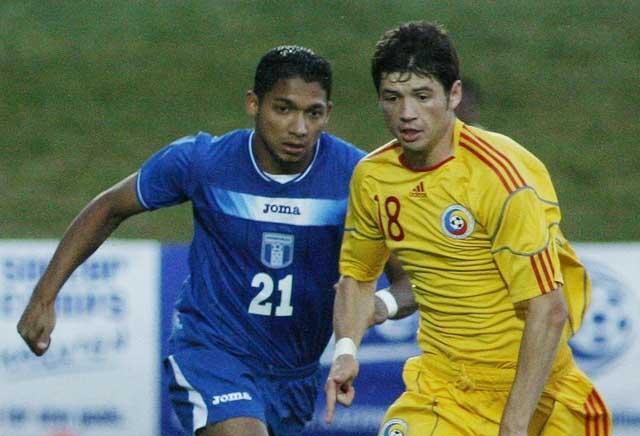 Rumania 3 Honduras 0