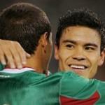 México por su primer triunfo ante los Bafana Bafana