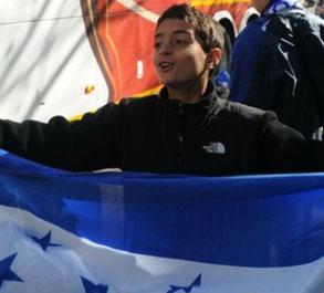 Aficionado Bandera