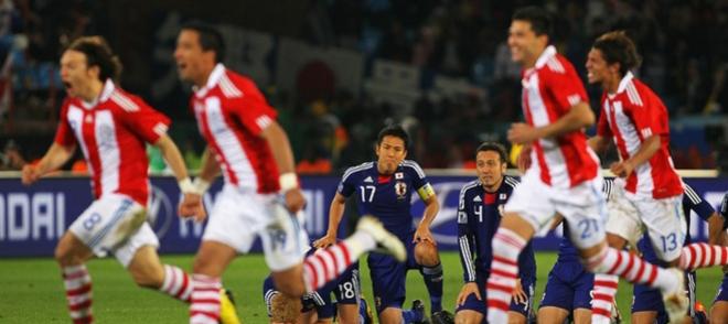 Paraguay Japon