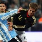 Argentina por el desquite cuatro años después