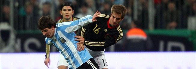 Alemania Argentina