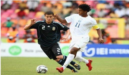Anthony Lozano WC Nigeria