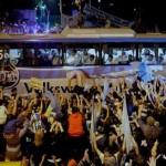 Argentinos recibidos como héroes