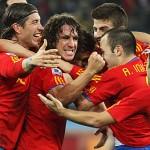 España de un Puyón a la final soñada