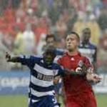 Toronto empezó a ceder en la MLS