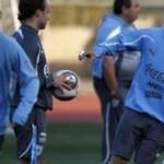 Forlán y Suárez comandarán ataque uruguayo ante Alemania