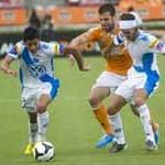 Puebla y Houston completaron semi finales Súper Liga