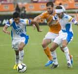 Dynamo Houston Puebla