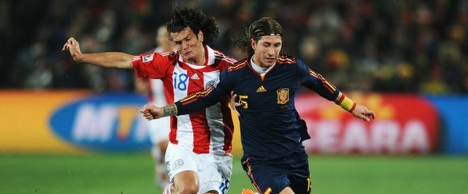 España Paraguay