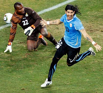 Gol Abreu