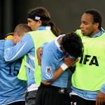 Uruguay se va con la cabeza en alto