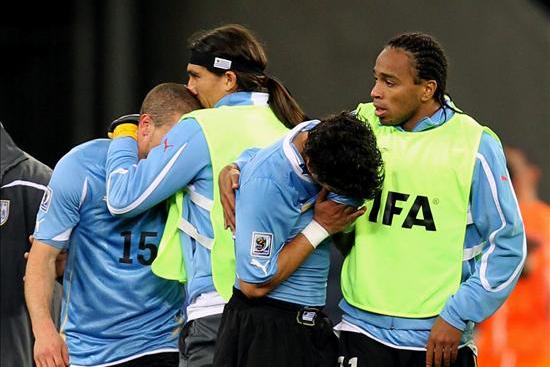 Holanda Uruguay Lamento