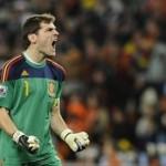 Iker Casillas solo jugarà la Champions League