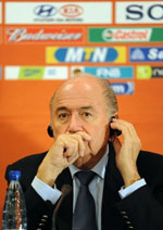 Josepb Blatter
