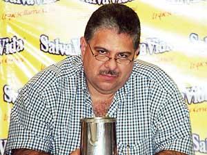 Mario Prieto Presidente de la Linafuth