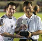 Messi Trofeo