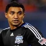 Arturo Alvarez no estará contra Honduras