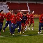 Jugadores de Chivas confían en la remontada
