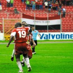 Necaxa debutó goleando al Motagua