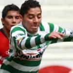 Chema Cardenas anotó 4 y Santos goleó al Joe Public