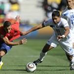 Alexis Sánchez, el «Niño maravilla» del fútbol chileno