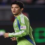 Colombiano Fredy Montero jugador del mes en la MLS