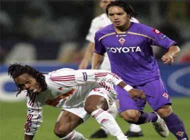 Luis Ramos contra Fiorentina
