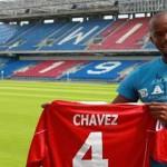 Osmán Chávez, oficialmente es de la «Estrella Blanca»