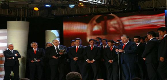 Toluca Premios Balon de Oro