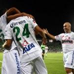 Santos, cuarto equipo mexicano clasificado