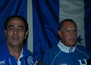 Jose Luis Rugamas y Juan de Dios Castillo