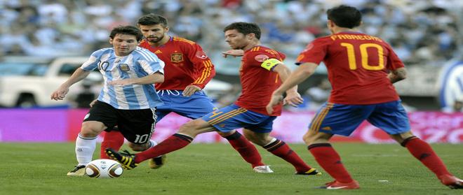 Argentina España