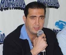 Pedro Atala Zablah presidente del Motagua