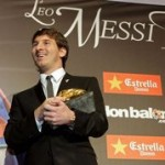 Messi ya tiene su «Bota de oro»
